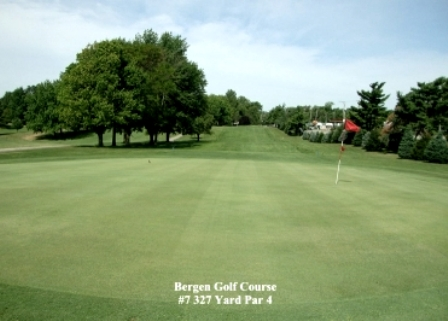 Bergen Park Golf Course,Springfield, Illinois,  - Golf Course Photo
