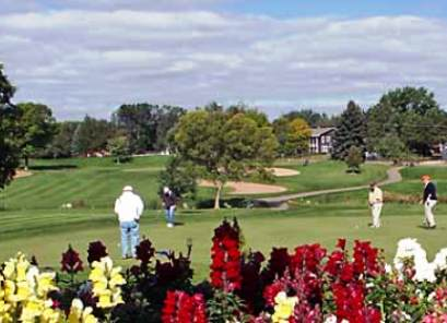 Dwan Golf Club, Bloomington, Minnesota, 55431 - Golf Course Photo