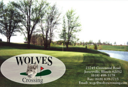 Wolves Crossing Golf Course,Jerseyville, Illinois,  - Golf Course Photo
