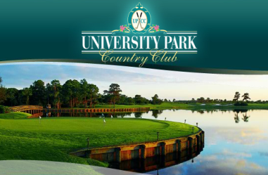 Golf Course Photo, University Park Country Club, University Park, 34201