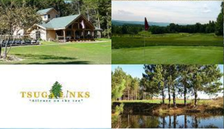 Tsuga Links Golf Course,New Berlin, New York,  - Golf Course Photo