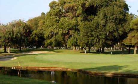 El Dorado Park Golf Club, Long Beach, California, 90815 - Golf Course Photo