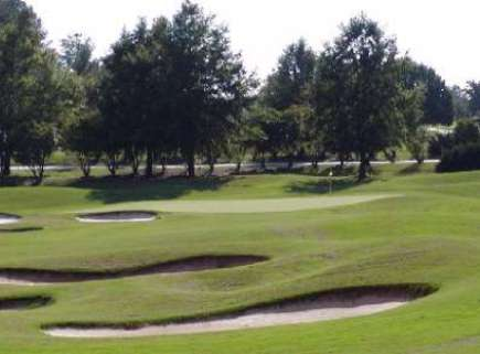 Links O Tryon,Campobello, South Carolina,  - Golf Course Photo