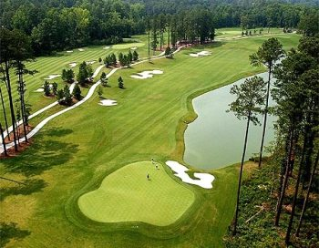Golf Course Photo, Finley Golf Club, Chapel Hill, 27514