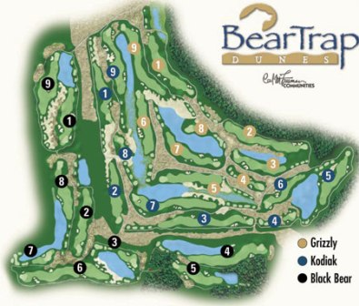 Bear Trap Dunes Golf Club,Ocean View, Delaware,  - Golf Course Photo
