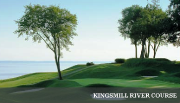 Golf Course Photo, Kingsmill Golf Club & Resort, River Golf Course, Williamsburg, 23185