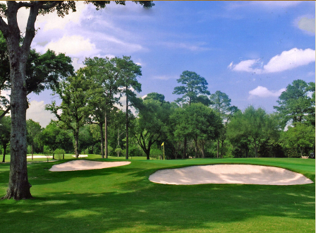 Houston Country Club,Houston, Texas,  - Golf Course Photo