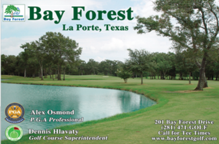 Bay Forest Golf Course,La Porte, Texas,  - Golf Course Photo