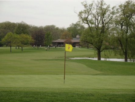Golf Course Photo, Briarwood Country Club, Deerfield, 60015