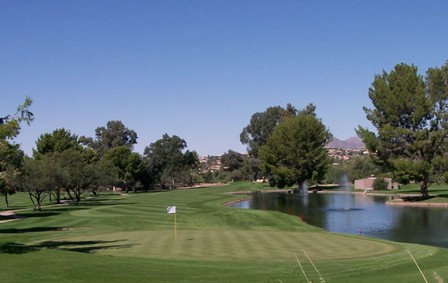Oro Valley Country Club, Tucson, Arizona, 85737 - Golf Course Photo
