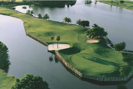 Dunes Golf & Tennis Club, The,Sanibel, Florida,  - Golf Course Photo