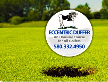 Eccentric Duffer, Inc., The,Ada, Oklahoma,  - Golf Course Photo