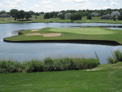 Chalet Hills Golf Club,Cary, Illinois,  - Golf Course Photo