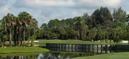 Banyan Golf Course, West Palm Beach, Florida, 33411 - Golf Course Photo
