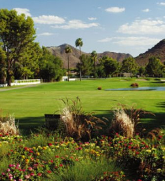 Moon Valley Country Club, Moon Walk,Phoenix, Arizona,  - Golf Course Photo