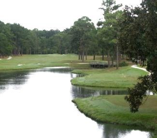 Star Hill Golf & Country Club, Cape Carteret, North Carolina, 10467 - Golf Course Photo