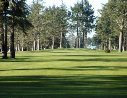 Ocean Shores Golf Course,Ocean Shores, Washington,  - Golf Course Photo