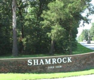 Shamrock Golf Club,Burlington, North Carolina,  - Golf Course Photo