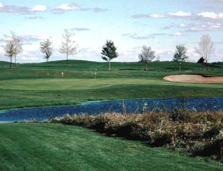 Golf Course Photo, Countryside Golf Course, Prairie Course, Mundelein, 60060