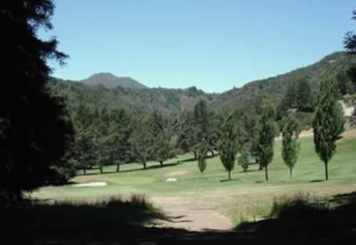 Mill Valley Golf Course, Mill Valley, California, 94941 - Golf Course Photo