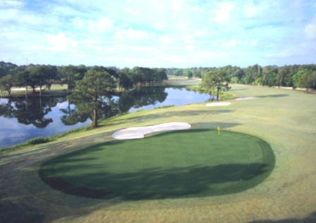 A. C. Read Golf Course, Executive Course,Pensacola, Florida,  - Golf Course Photo