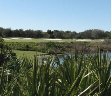 Golf Course Photo, Bonita Bay Club West, Creekside Golf Course, Bonita Springs, 34134