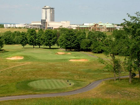 Turning Stone Casino Resort, Shenandoah,Oneida, New York,  - Golf Course Photo