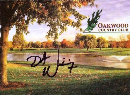 Oakwood Country Club, Coal Valley, Illinois, 61240 - Golf Course Photo