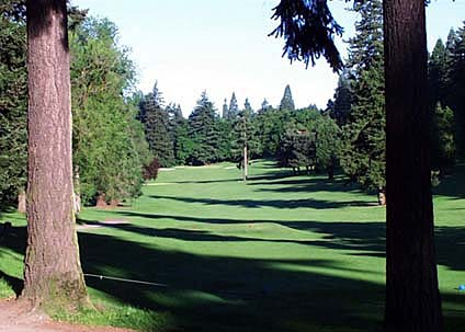 Rose Park Golf Course,Portland, Oregon,  - Golf Course Photo
