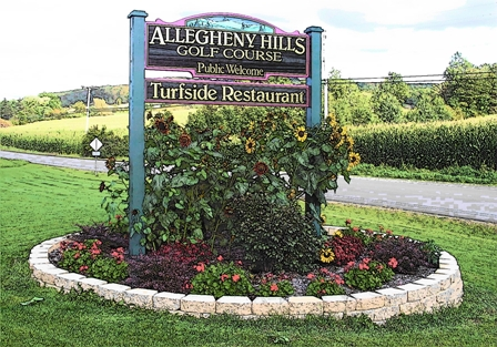 Allegheny Hills Golf Course,Cuba, New York,  - Golf Course Photo