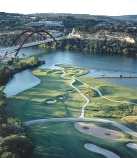 Austin Country Club, Austin, Texas, 78746 - Golf Course Photo