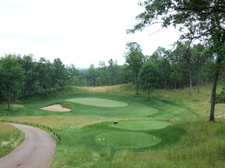 Mines Golf Course, Championship,Grand Rapids, Michigan,  - Golf Course Photo