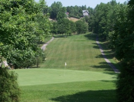 Stone Mountain Golf Club,Traphill, North Carolina,  - Golf Course Photo