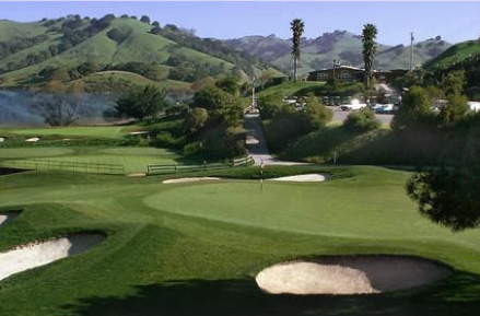 Golf Course Photo, Indian Valley Golf Club, Novato, 94947