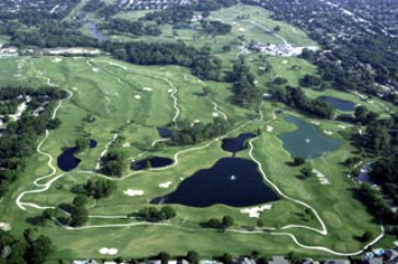 Sherrill Park Municipal Golf Course -Two, Richardson, Texas, 75082 - Golf Course Photo