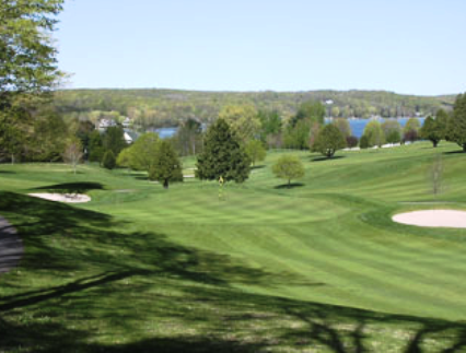 Golf Course Photo, Walloon Lake Country Club, Petoskey, 49770