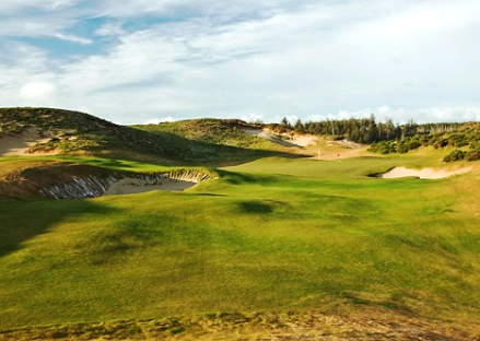 Bandon Dunes, Old Macdonald, Bandon, Oregon, 97411 - Golf Course Photo