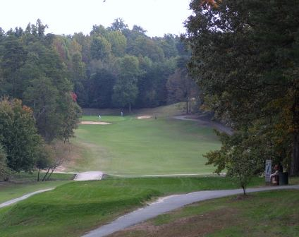 Pennrose Park Country Club, Reidsville, North Carolina, 27320 - Golf Course Photo