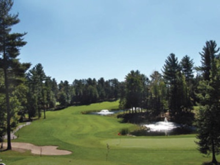 Eagle River Golf Course,Eagle River, Wisconsin,  - Golf Course Photo