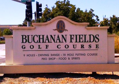 Buchanan Fields Golf Course, Concord, California, 94520 - Golf Course Photo
