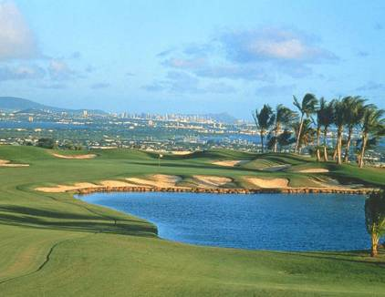 Golf Course Photo, Royal Kunia Golf Club, Waipahu, 96797