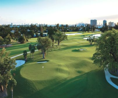Normandy Shores Golf Course, Miami Beach, Florida, 33141 - Golf Course Photo
