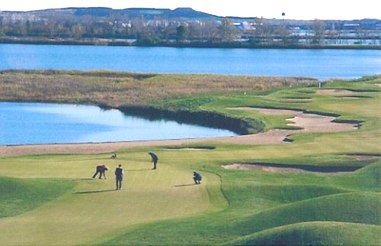 Harborside International Golf Center - Port, Chicago, Illinois, 60628 - Golf Course Photo
