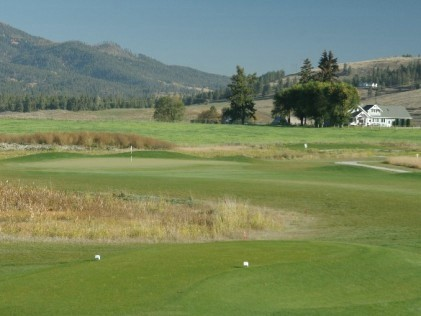 Dominion Meadows Golf Course,Colville, Washington,  - Golf Course Photo