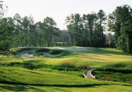 Golf Course Photo, The Club At Carlton Woods, Tom Fazio Golf Course, The Woodlands, 77389