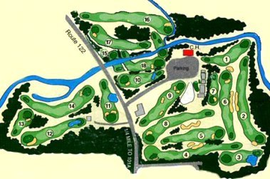 Amherst Country Club | Amherst Golf Course,Amherst, New Hampshire,  - Golf Course Photo
