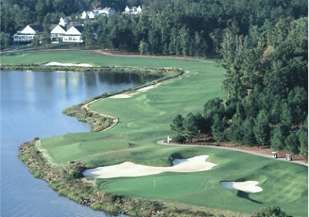 Old North State Club At Uwharrie Point,New London, North Carolina,  - Golf Course Photo