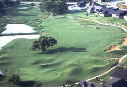 Bailey Ranch Golf Club, Owasso, Oklahoma, 74055 - Golf Course Photo