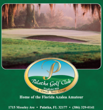 Palatka Golf Club, Palatka, Florida, 32177 - Golf Course Photo