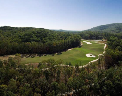 Lake Arrowhead Yacht & Country Club, Waleska, Georgia, 30183 - Golf Course Photo